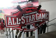 2015 All-Star Game News / News about the 2015 MLB All-Star Game in Cincinnati, Ohio / by Cincinnati.com