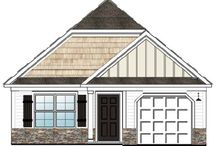 Affordable Home Plans - Bluffton, SC