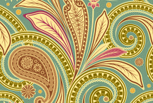 BEAUTIFUL PATTERNS & BACKGROUNDS / by Paula LeBlanc Miller