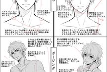 MANGA - how to draw