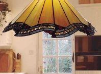 LAMPARAS TIFFANY / Ideas y propuestas para decorar e iluminar tu hogar con lamparas estilo Tiffany. Decoracion Beltran, tu tienda de decoracion online