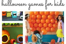 Halloween party ideas / by Kimberly Fransway
