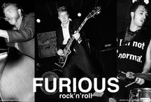 FURIOUS ROCK-N-ROLL
