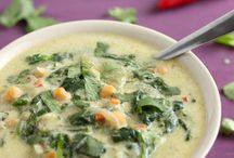 delicious vegan soups / vegan, gluten-free soups for any meal