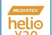 MediaTek mulai Persiapkan Procesor Helio X30 untuk