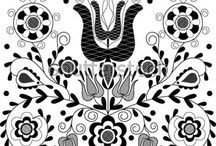 transylvanian motifs