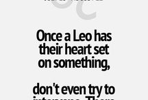 All about Leos