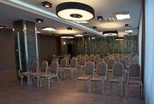 Biznes & Conference /  Hotel Beskid stanowi doskonałe miejsce dla organizacji szkoleń, konferencji oraz różnego rodzaju imprez biznesowych. Partner in your business