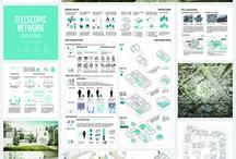 Architecture presentation inspo