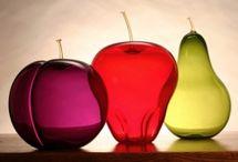 Cam Meyvalar / Glass Fruit
