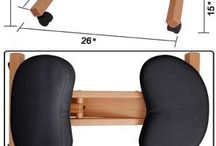 Chairs to save my back