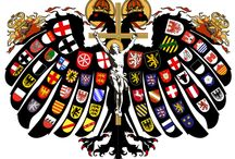 Almanach de Saxe Gotha - Holy Roman Empire of the German Nation / The Holy Roman Empire (HRE; German: Heiliges Römisches Reich (HRR), Latin: Imperium Romanum Sacrum (IRS), Italian: Sacro Romano Impero (SRI)) was a German empire that existed from 962 to 1806 in Central Europe. It was ruled by the Holy Roman Emperor. http://www.almanachdegotha.org/id131.html