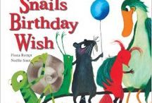 Birthday Books for Kids / by Emma Carlson