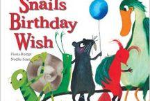 Birthday Books for Kids