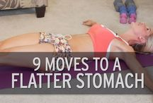 3D excercise flat stomach
