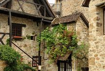 1700s Village
