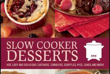 Desserts and all things sweet / by Melanie Janes