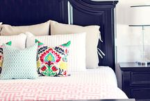 bedroom makeover / by Heather Parsons