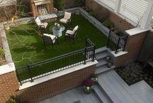 cesped artificial patios / Tablero especializado en mostrar imagenes de #cespedartificialpatios