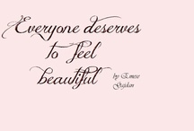 Everyone deserves to feel beautiful / Here u can find my facebook page: https://www.facebook.com/EveryoneDeservesToFeelBeautifulByEmeseGajdan