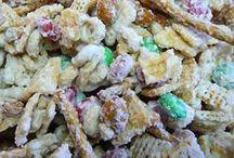 Recipes- Dessert/Snack Mixes / Dessert and Snack Mixes