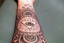 tattoo dot