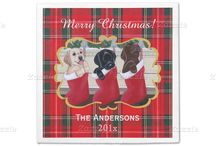 Labrador Retriever Christmas Party Idea