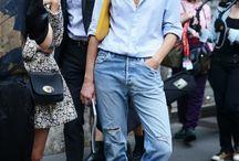 Streetstyle fashion. / Fashion/Streetstyle