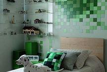 David's bedroom