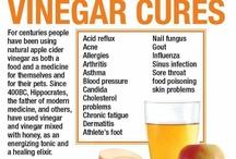 Apple cider vinegar cures / by Ellen Wood