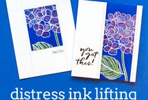 THEME: Encouragement Cards / Handmade Encouragement Cards