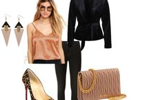 Jeans Outfits / Dressing up and adding elegance to your Jeans outfits.
