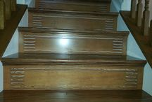 Stairs like yours. / Imagine in just 1 day having your stairs transformed from oridinary to EXTRAORDINARY!