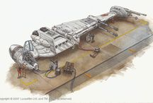 Star Wars Galactic Alliance setting / A setting of Pen And Paper RPG freeform based on Star Wars univers.