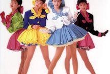 80〜90年代 ファッション