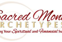 Sacred Money Archetypes / Learn more about your relationship with money with the Sacred Money Archetype assessment. http://www.minetteriordan.com/money