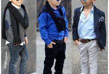 стильные мальчики