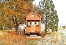 Tiny houses - moving houses