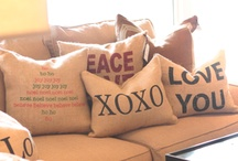 Pillows / by Nicole Brown
