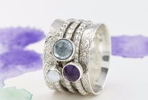 November Birthstone - Topaz / All our topaz jewellery mixed in some of our favourites from other companies