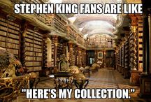 Stephen King is the King