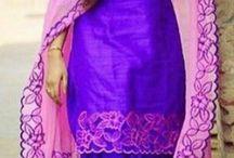 Punjabi dresses..