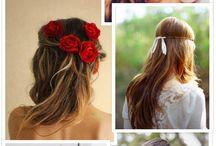 Fryzury ślubne/Bridal Hair