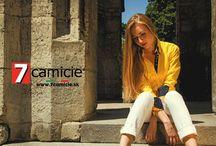 Photoshooting fashion brand 7camicie / 7camicie, Bratislava - Aupark