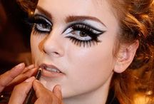 Haute couture makeup looks