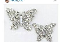 #ARUNASETH'SBUTTERFLIES / Butterfly inspiration