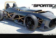Platform Sports Cars