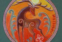 Életfa-ősi jelképek