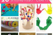 Activities to do with the kids / by Adrienne Gomez