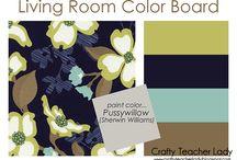 colors :) / by Gail Ballard